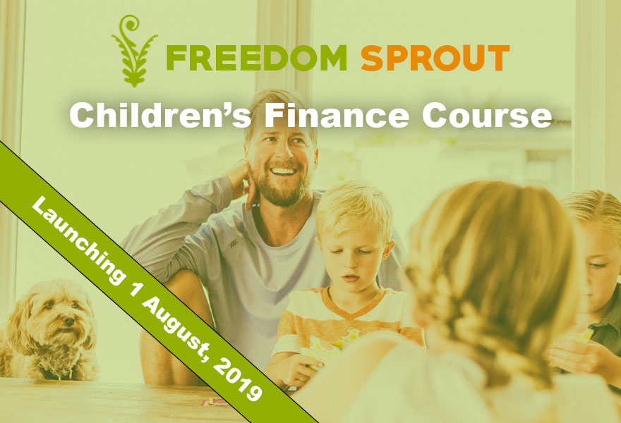 children's finance program course