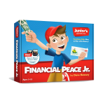 financial peace jr kit teach money kids