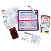 kids checkbook toy