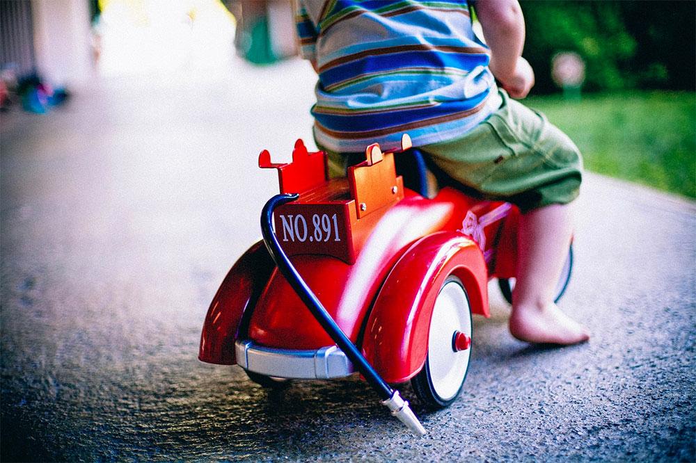 kids driving start help