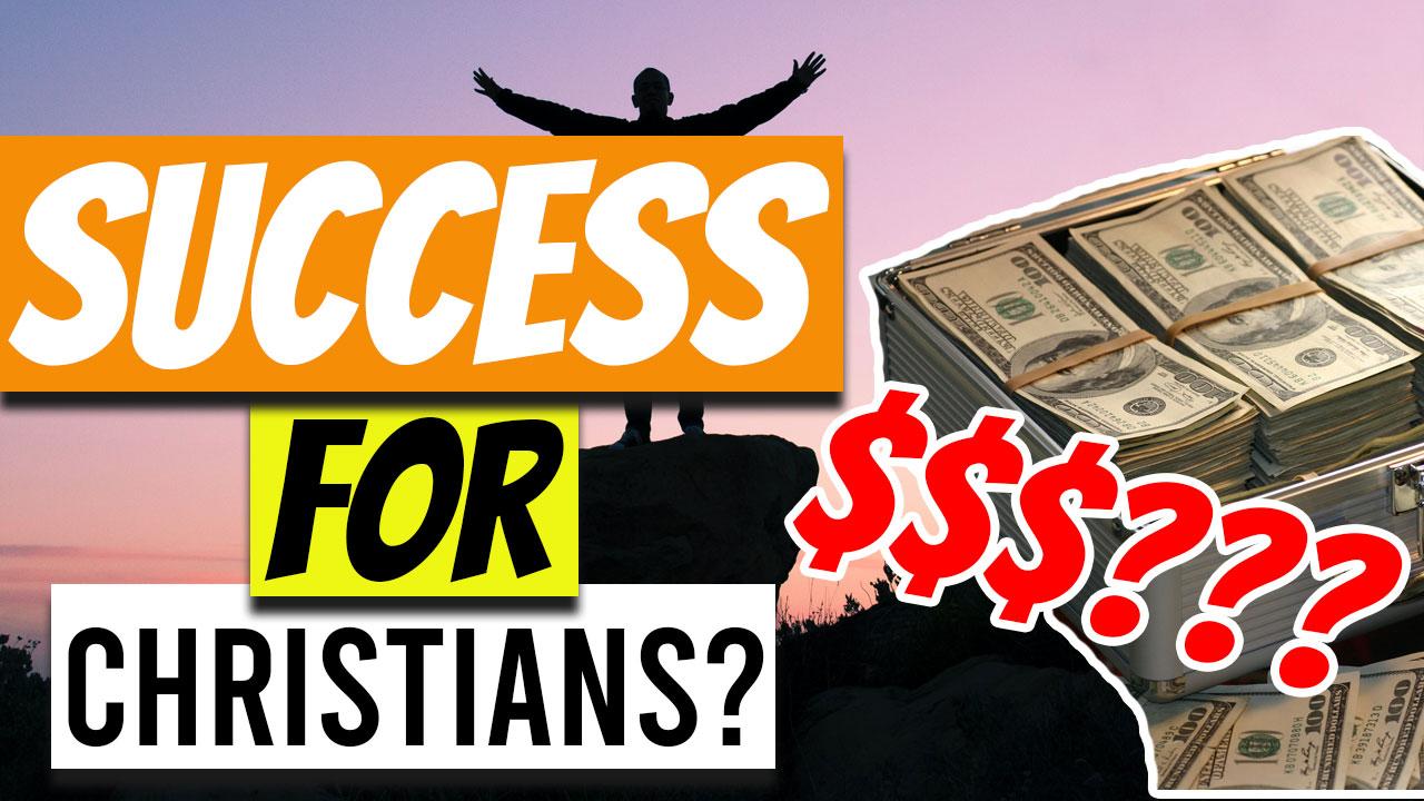 christian success money minimalism