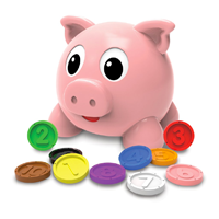 kids piggy bank toy