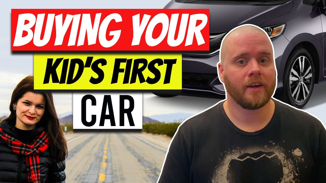 Your Kids's First Car: Everything You Need to Know
