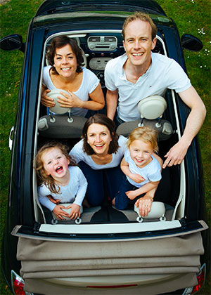 Family Vehicle Money Saving