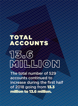 Total 529 Plan Accounts