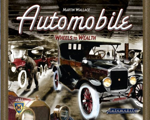 Automobile Wheels to Wealth Game