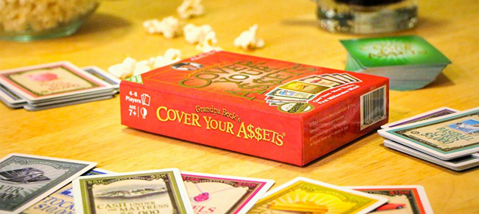 Cover Your Assets teach financial concepts