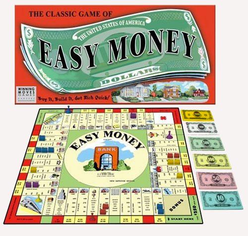 Easy Money Board Game
