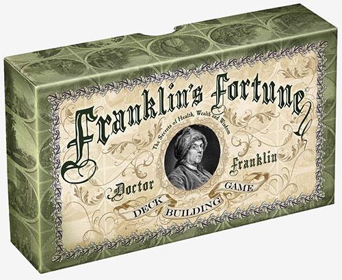 Franklin's Fortune Deck Building Game