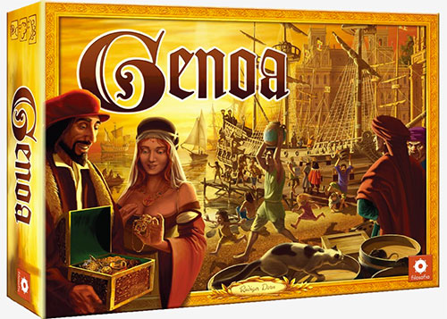 Genoa Financial Board Game