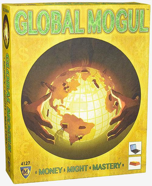Global Mogul Board Game