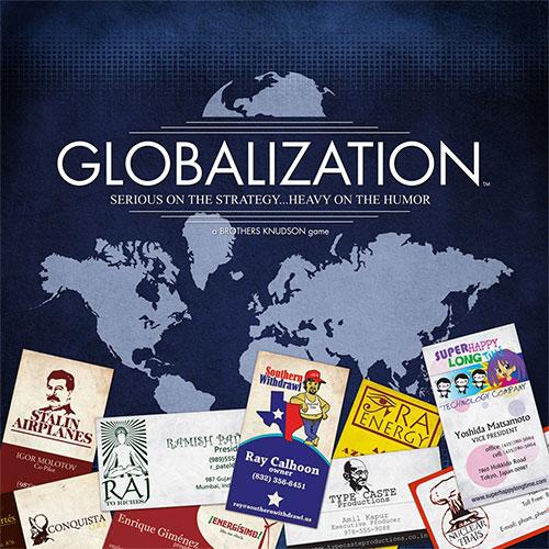 Globalization Economics Board Game