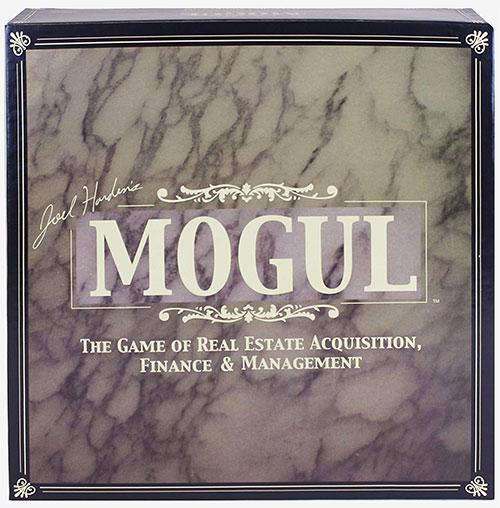 Joel Harden's Mogul Real Estate Game
