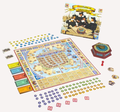 Merchants of Amsterdam Game