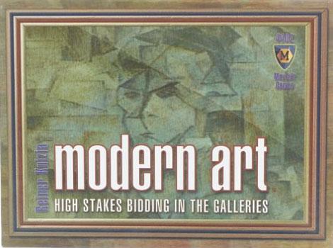 Modern Art Game