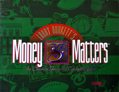 Money Matters Board Game