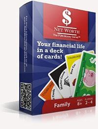 Net Worth Card Game
