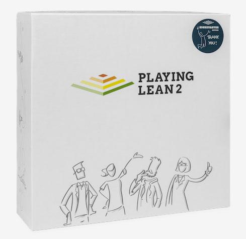 Playing Lean Entrepreneur Board Game