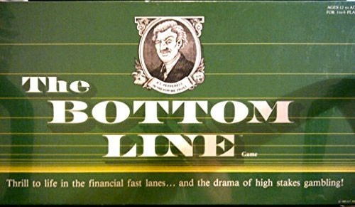 The Bottom Line Board Game