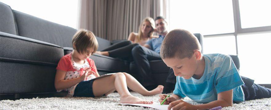 debt free children kids