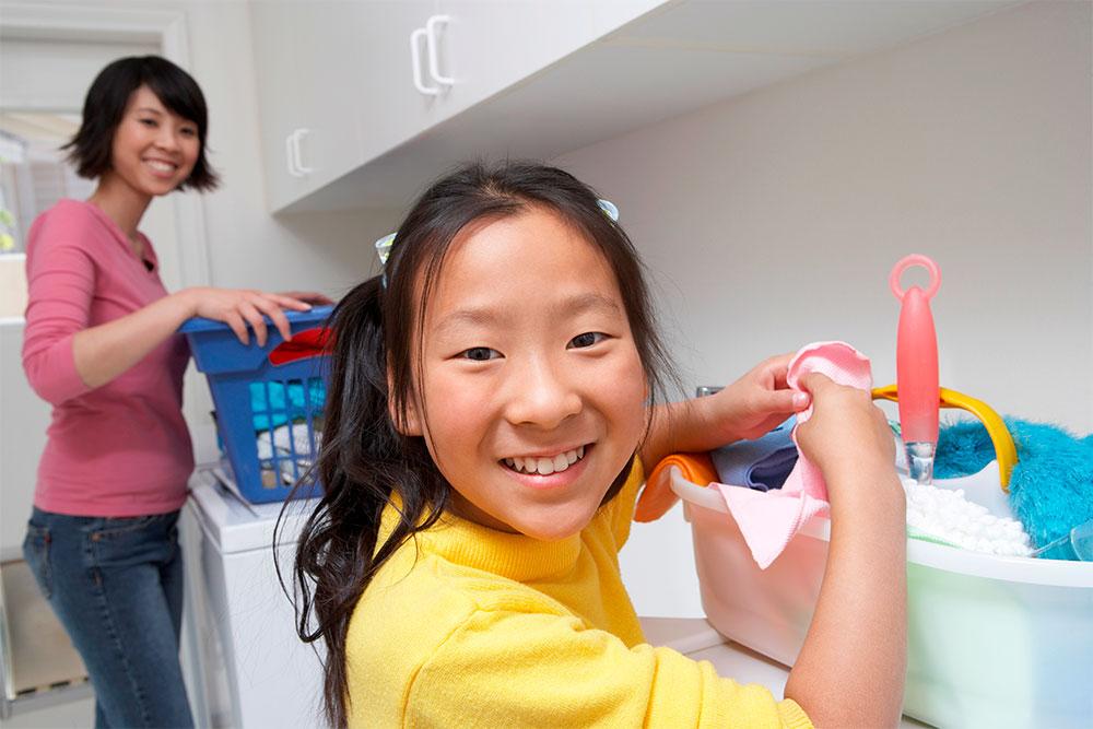 Kids Allowance Work System