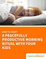 peaceful morning ebook