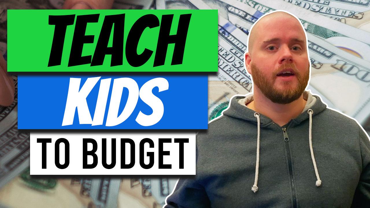 teach kids to budget