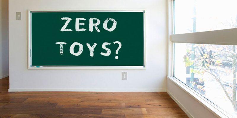 kids happier less toys