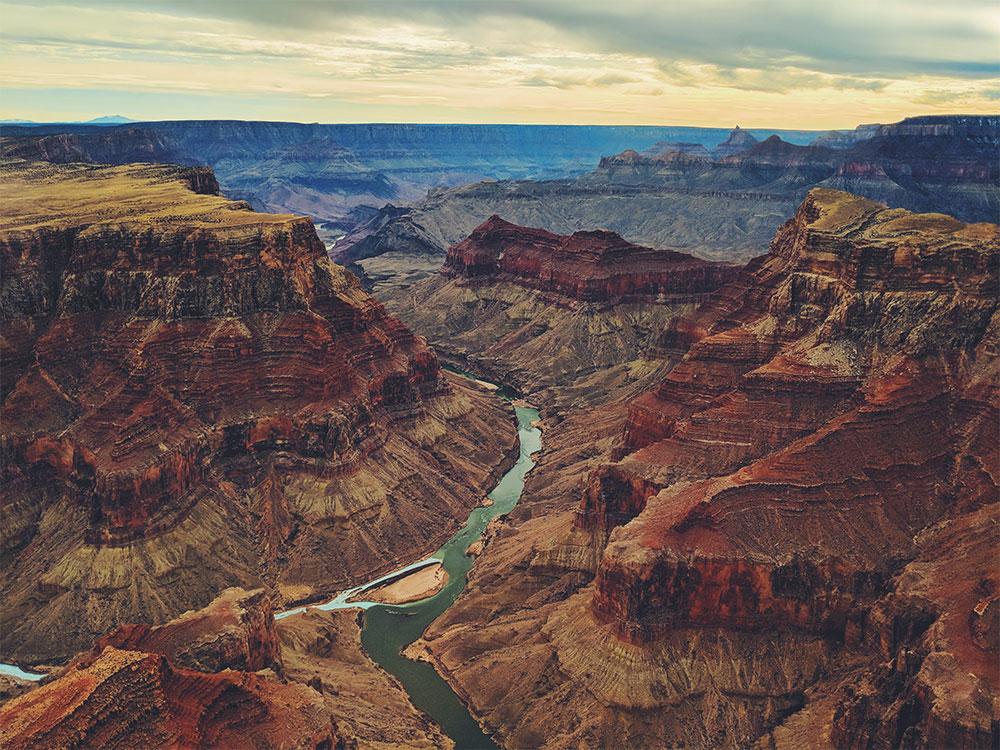 Grand Canyon Family vacation detination