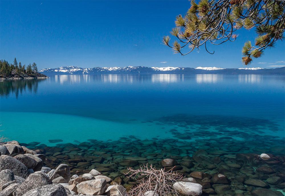 Lake Tahoe CA vacation