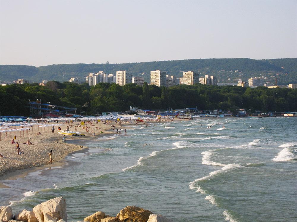 Varna Bulgaria Family Vacation trip