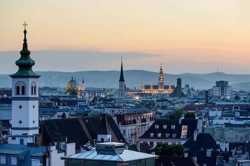 Vienna Austria vacation