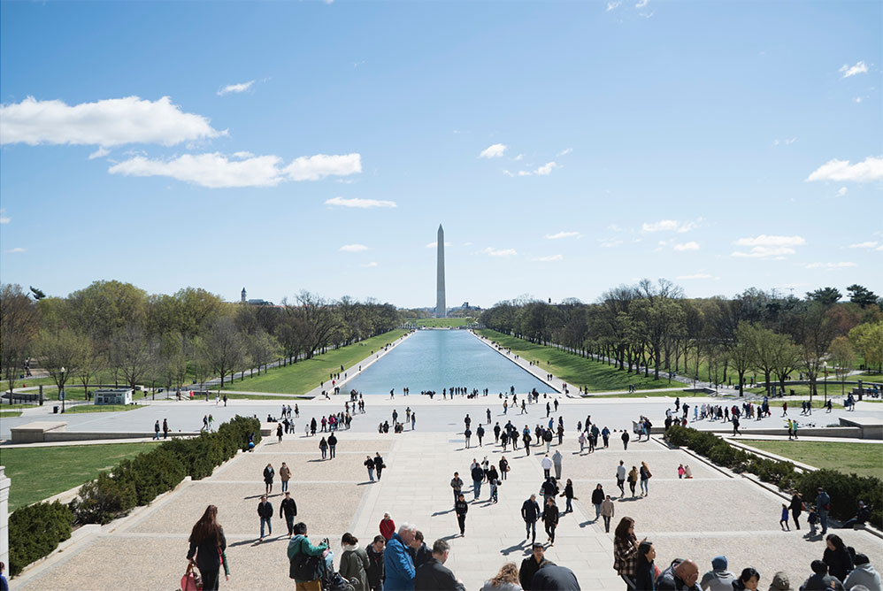 Washington DC vacation spot families
