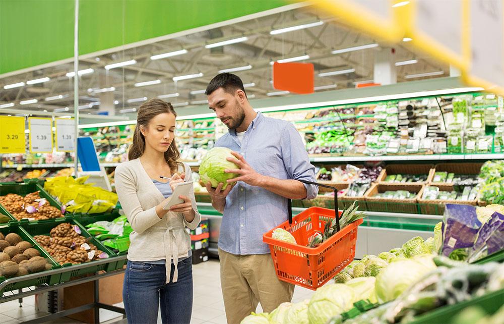 make plan list save money groceries