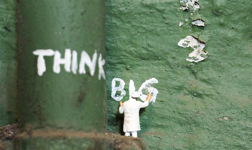 Magic of Thinking Big Kids