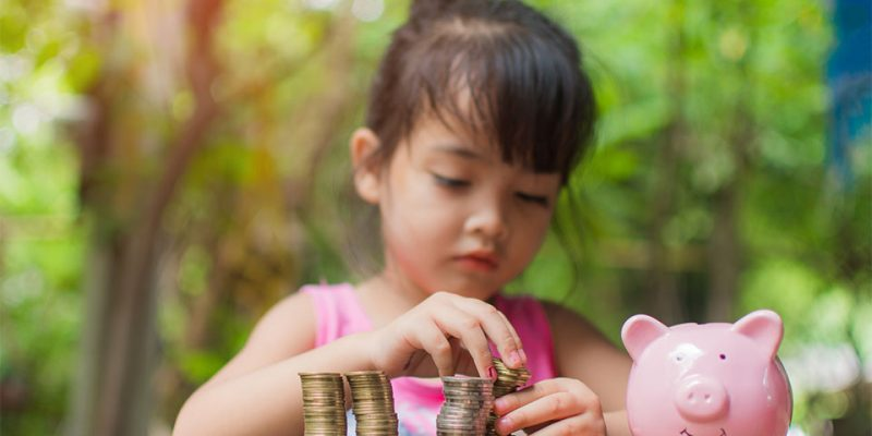 teach kids where money comes from