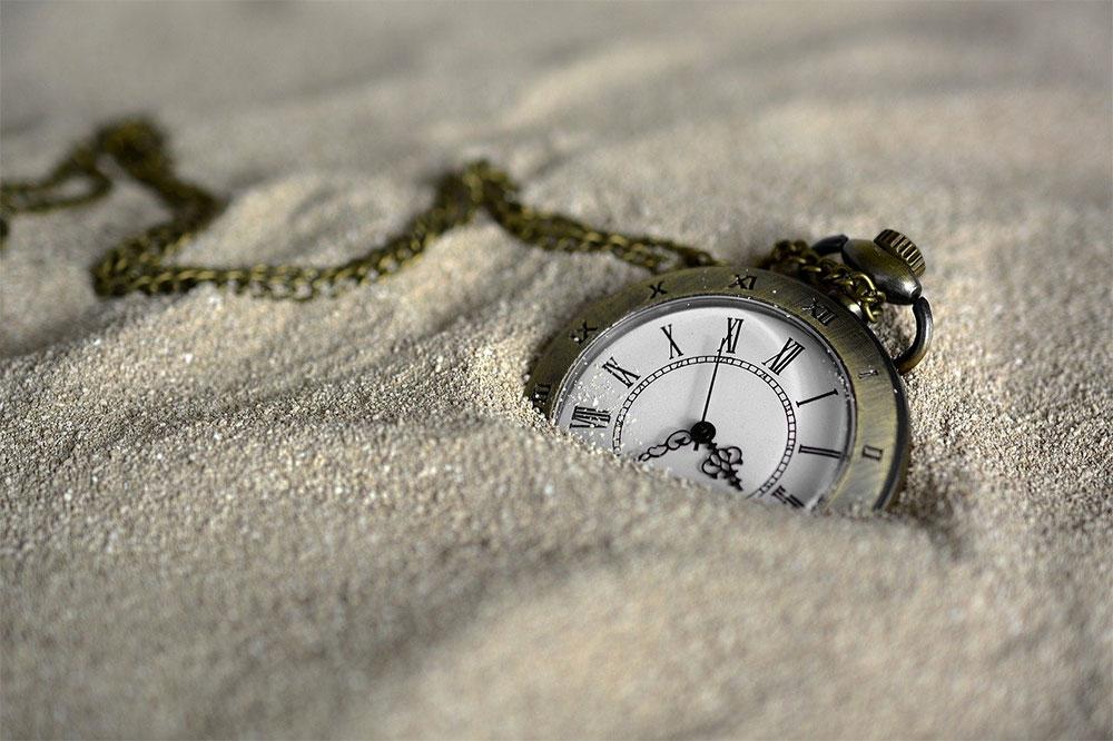 not enough time financial change