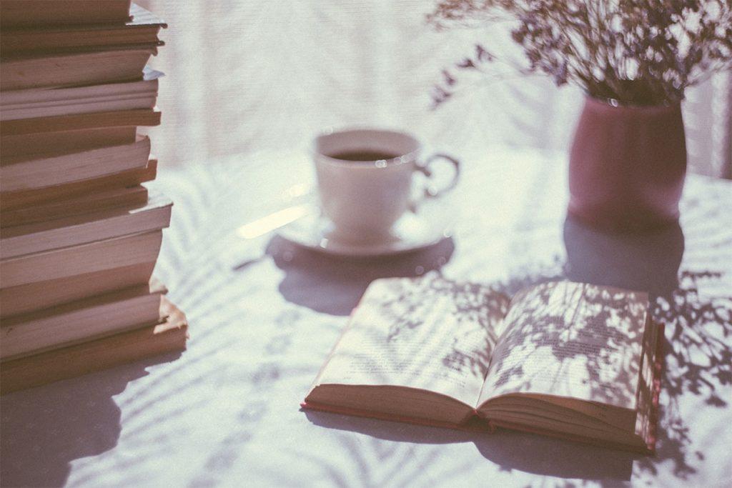 read books to improve