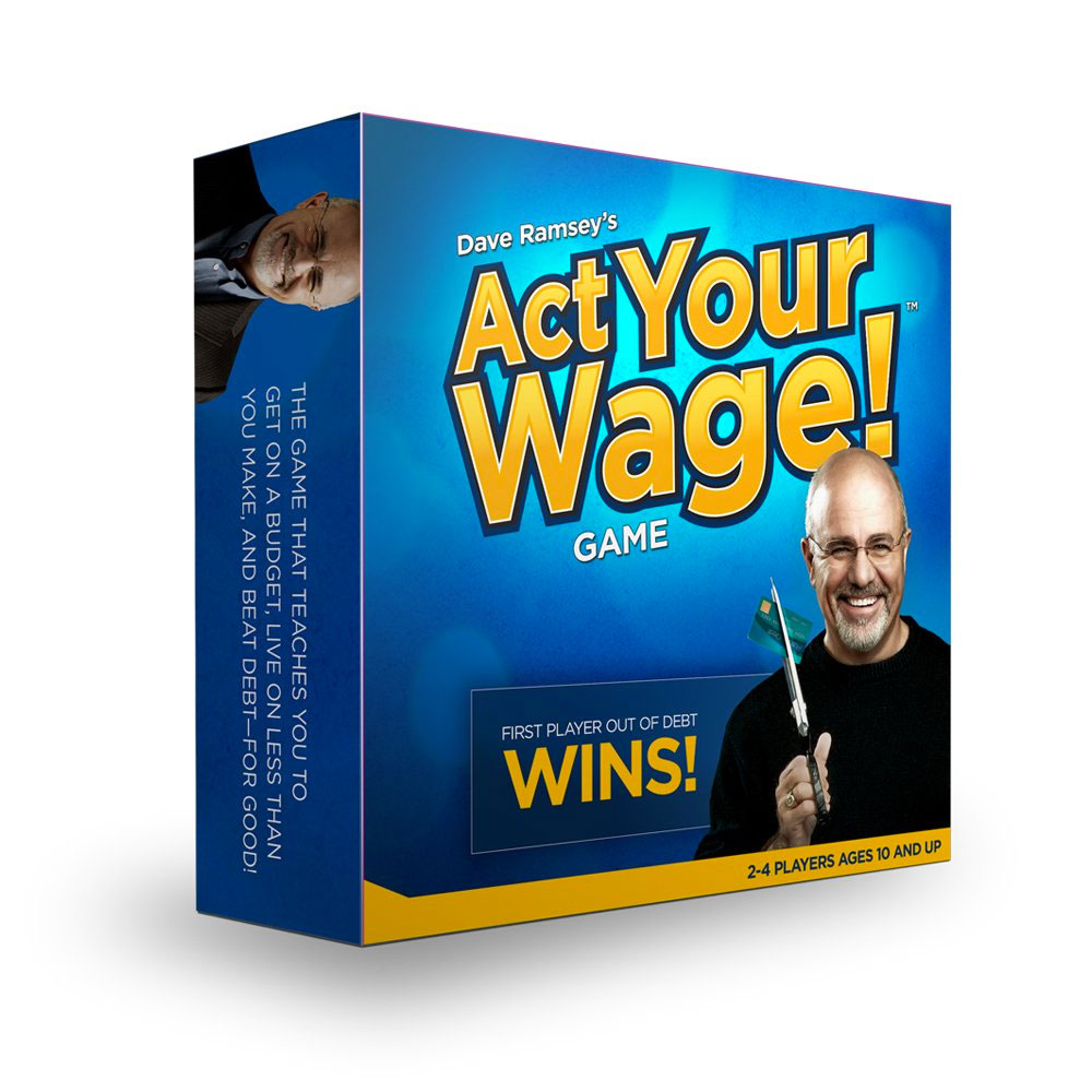 Act Your Wage Board Game