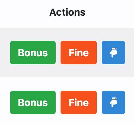 bonus fine MMM system