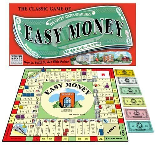 Easy Money Board Game