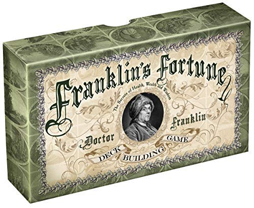 Franklin's Fortune Deck Building Game