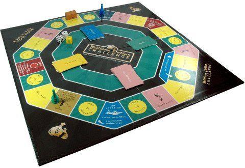 Million Dollar Challenge Board Game