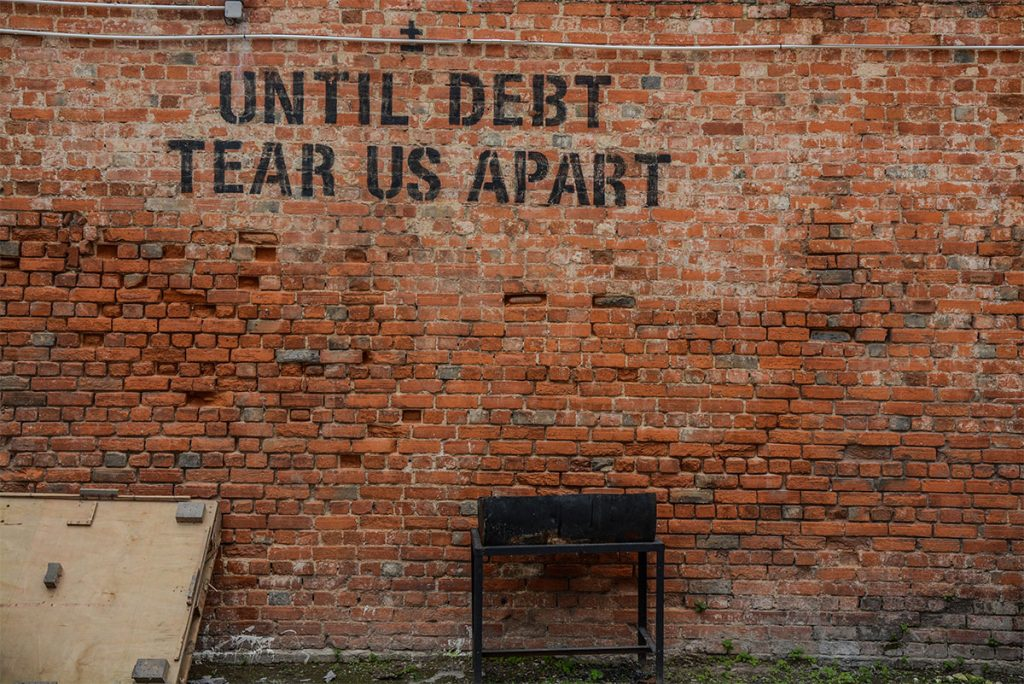 It's Always Better to Not Have Debt