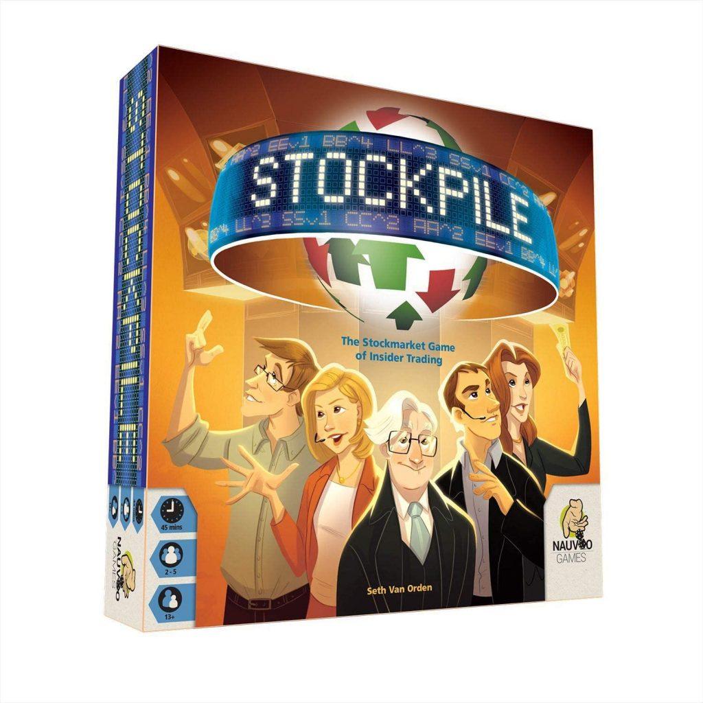 Stockpile Stock Market Trading Game
