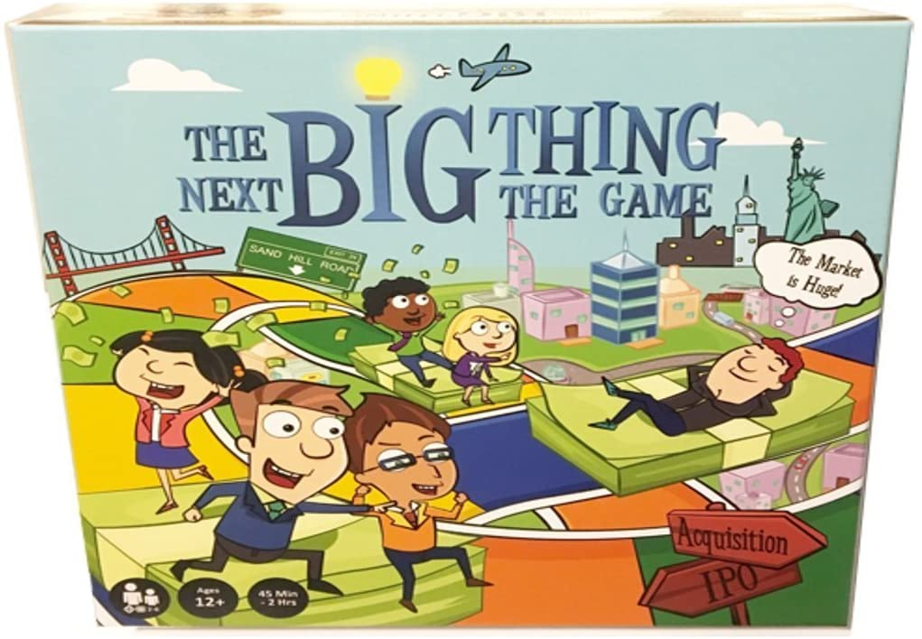 The Next Big Thing Entrepreneur Board Game