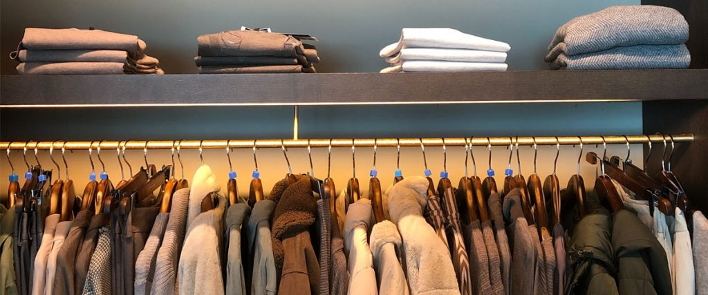 save money clothes closet quality
