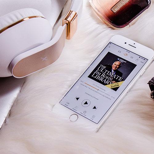 choose book format print or audiobook