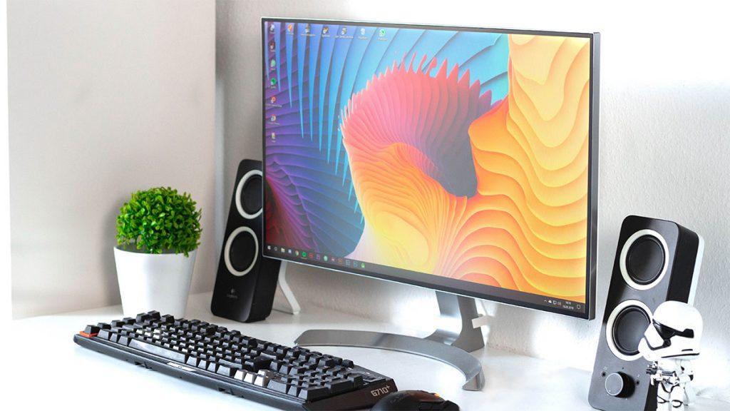 organize declutter computer