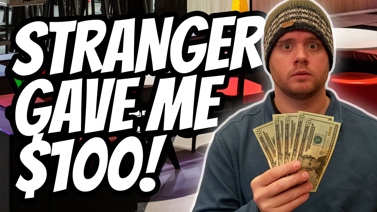 Tithe Story: A Stranger Gave Me $100!